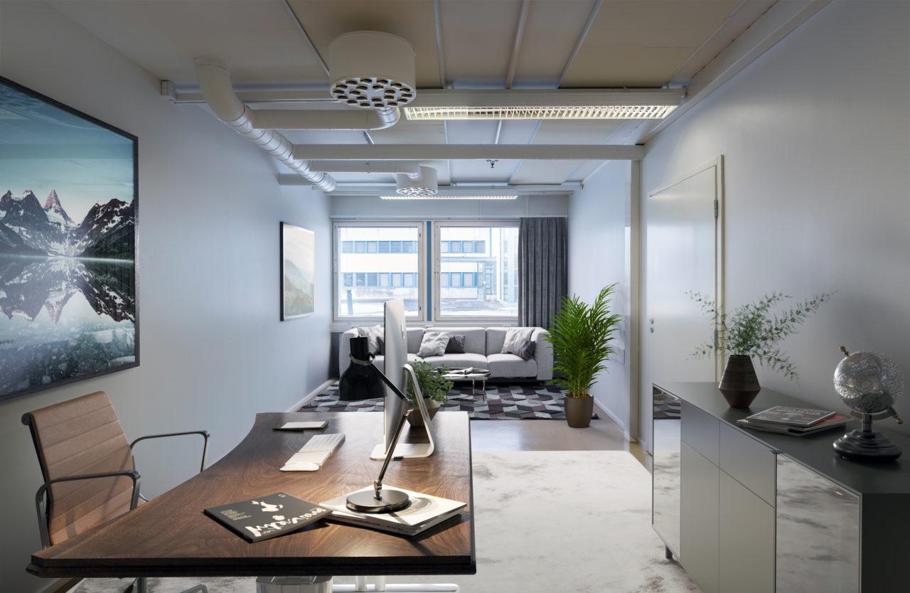 Tältä toimistossa näyttää tulevaisuudessa – katso viisi tärppiä Tukholman kalustemessuilta